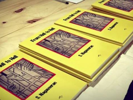 Book launch: 'From Hell to Hell' - Poetry from Nauru
