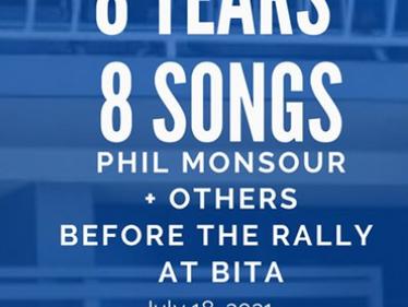 8 Years 8 Songs