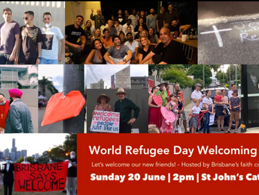 World Refugee Day Welcoming Event