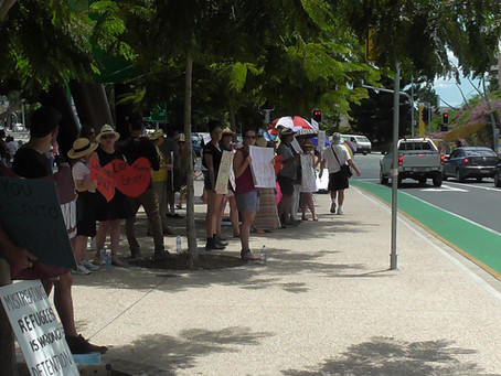 Solidarity vigil and rallies to continue in  support of Lady Cilento Children's Hospital staff
