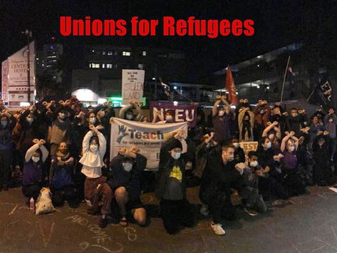 Unions for Refugees