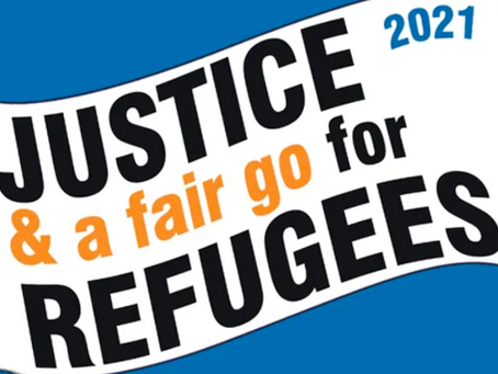 THOUSANDS WILL RALLY FOR JUSTICE FOR REFUGEES, PALM SUNDAY 28 MARCH