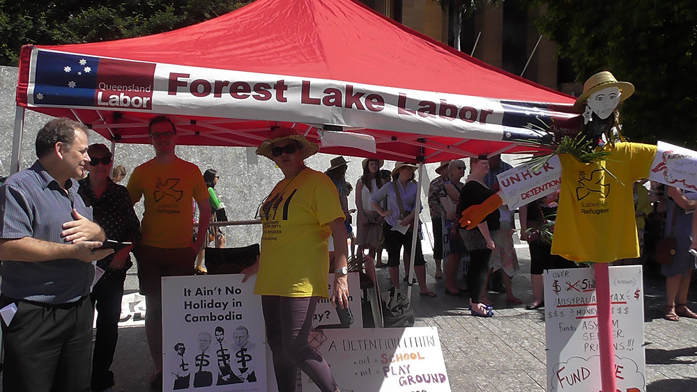 Forest Lake Labor