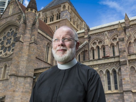 Anglican Dean of Brisbane theVery Reverend Dr Peter Catt to Speak at RAC QLD Protest