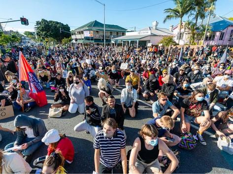 Mass Community Rally: 7 Years Too Long