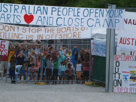Eye Witness Accounts of Life in Offshore Detention