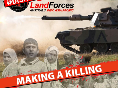 Disrupt Land Forces Festival of Resistance