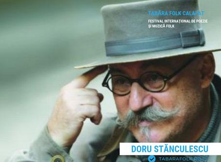 21 de gânduri culese şi alese de Ioana Doreanu la ediţia a XXI-a a Taberei Folk: Doru STĂNCULESCU