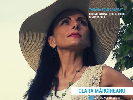 21 de gânduri culese şi alese de Ioana Doreanu la ediţia a XXI-a a Taberei Folk: Clara MĂRGINEANU