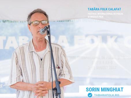 21 de gânduri culese şi alese de Ioana Doreanu la ediţia a XXI-a a Taberei Folk: Sorin MINGHIAT