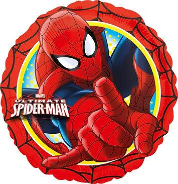 Baloane folie cu heliu Spiderman 45cm
