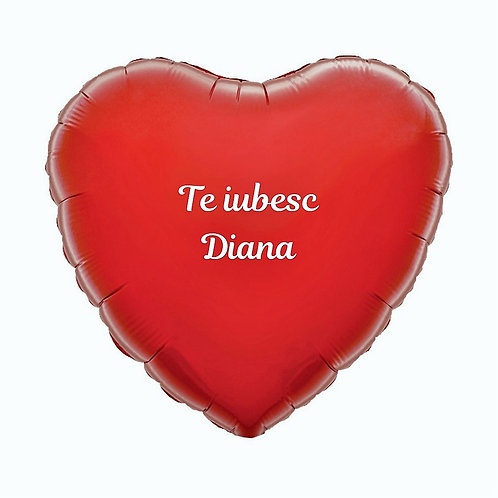 Pachetul 3 - Valentine's Day - baloane cu mesajele tale