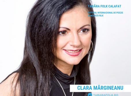 Magia Taberei Folk de la Calafat… Clara Mărgineanu