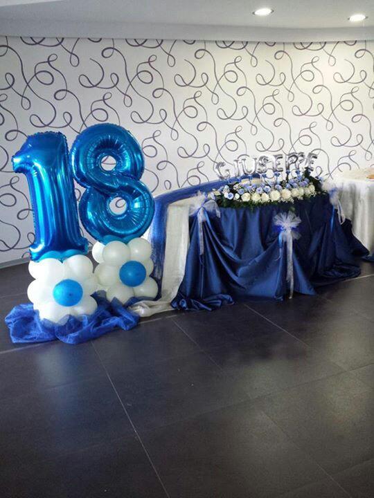 Comandati baloane cu heliu pentru petrecerea de majorat. Livrare baloane cu heliu oriunde in Bucuresti si Ilfov.