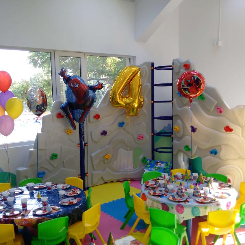 Baloane cu heliu Spiderman