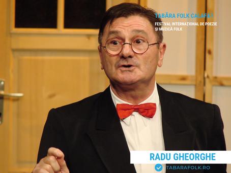 21 de gânduri culese şi alese de Ioana Doreanu la ediţia a XXI-a a Taberei Folk: Radu GHEORGHE