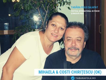 21 de gânduri culese şi alese de Ioana Doreanu la ediţia a XXI-a a Taberei Folk: Mihaela Chiriţescu