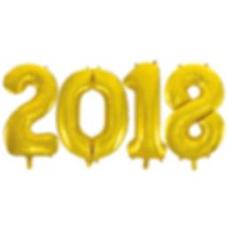 Baloane cifre Revelion, baloane cu heliu Revelion, balone imprimate Revelion, baloane 2018, baloane imprimate, baloane personalizate, baloane folie aurii, pret baloane, baloane litere cu heliu, baloan Bucuresti, balone copii