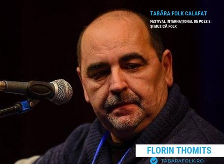 21 de gânduri culese şi alese de Ioana Doreanu la ediţia a XXI-a a Taberei Folk: Florin TOMITS