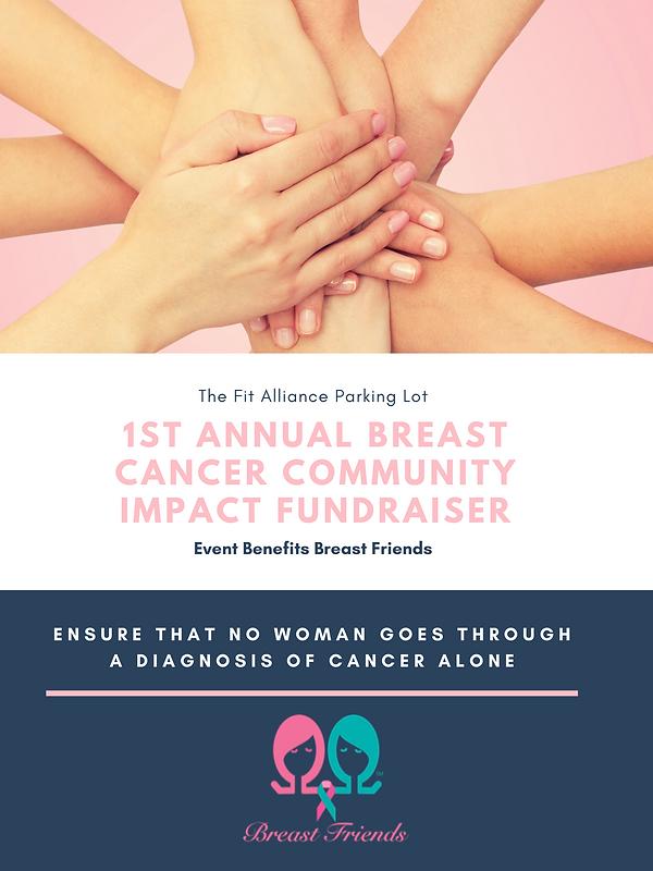 Community Impact Fundraiser
