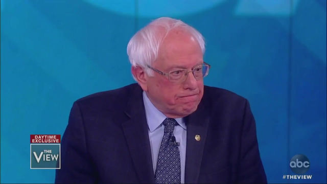 Sanders Says He Won't Seek 2020 Advice from Hillary: We Have 'Fundamental Differences'
