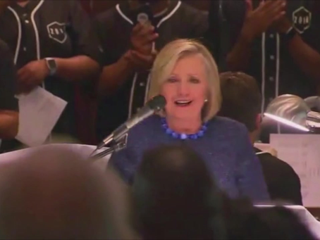 Hillary's Southern Accent Makes Cameo in Selma: 'When That Spirit Is Breathed into Them!'