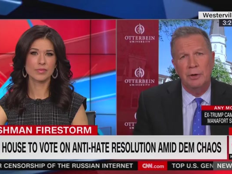Kasich on Nat'l Emergency: Congress Ought to Change the Law So that Presidents Cannot Do These Power