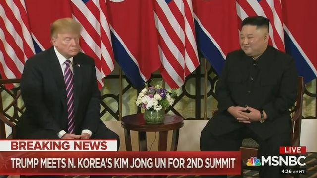 "President Trump to Chairman Kim: ""Your Country Has Tremendous Economic Potential"""