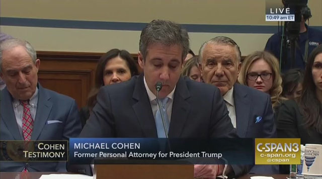 Michael Cohen Suggests Trump Knew About Trump Tower Meeting: 'Nothing Went on ... Without Mr. Trump'