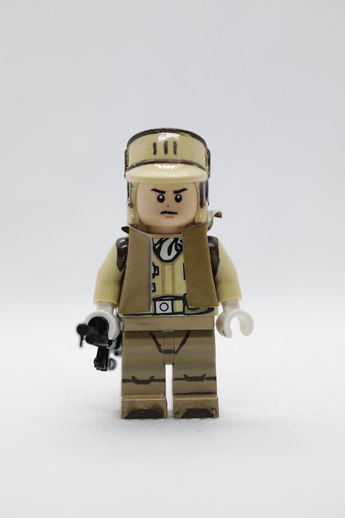 Anti-imperial rebel - Officer