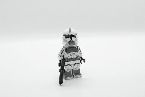 Kamino security trooper - lego helmet