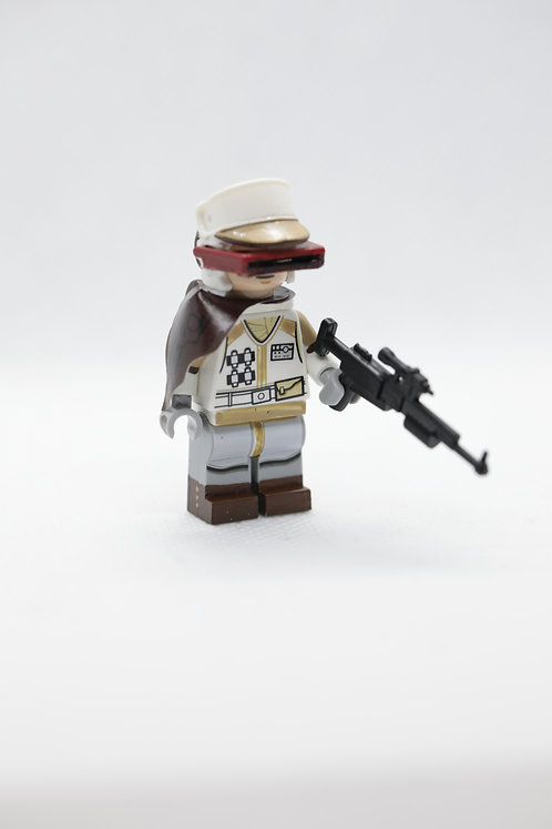 Anti-imperial rebel - Soldier