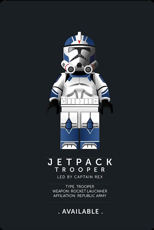 JETPACK 501st TROOPER