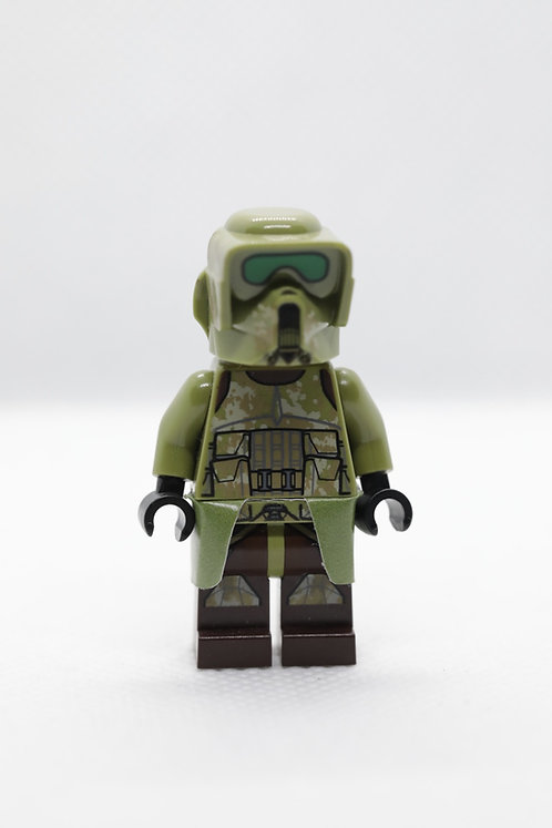 Green kama ( camouflage )