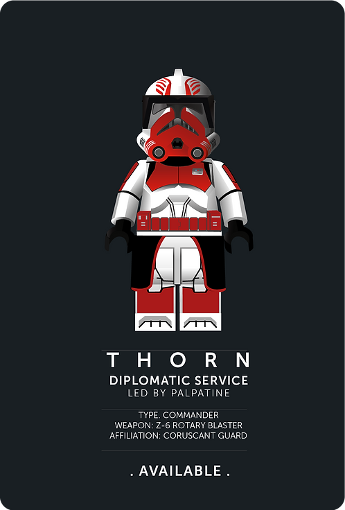 Commander Thorn