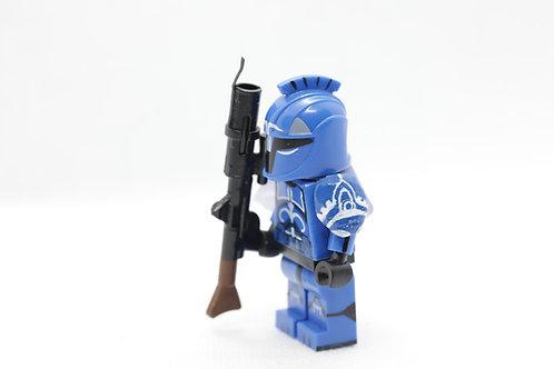 Senate commander