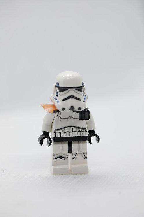 tactical Imperial pauldron - orange