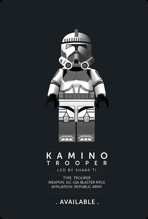 KAMINO SECURITY TROOPER