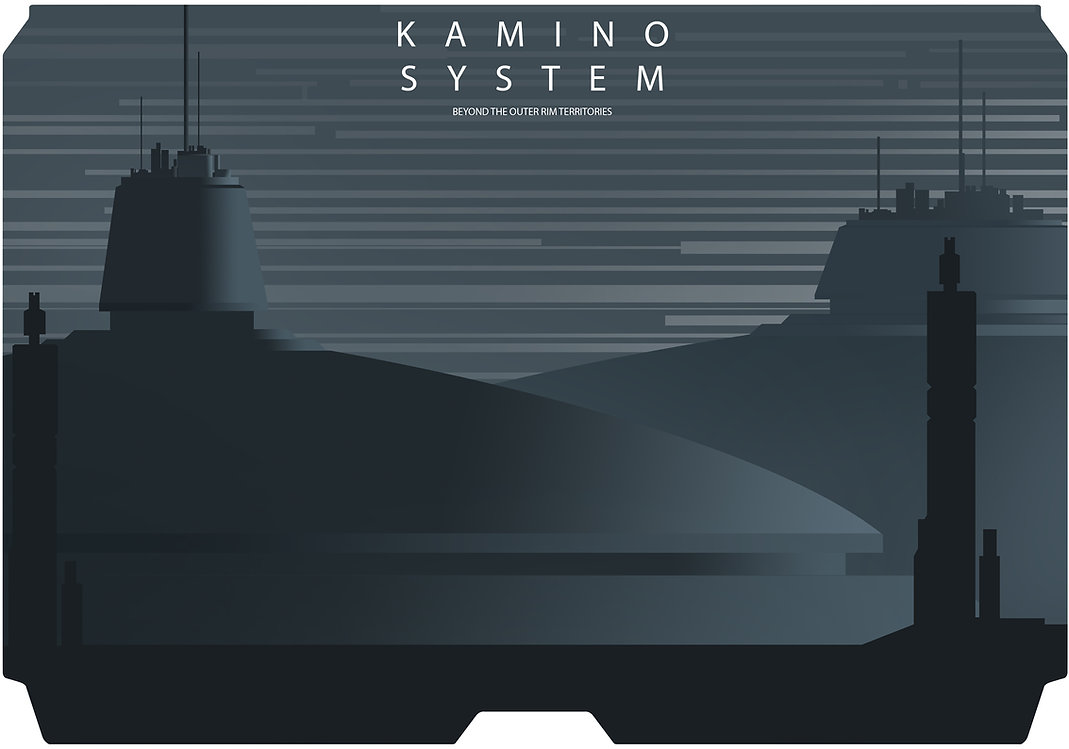 Kamino Industry - HOME
