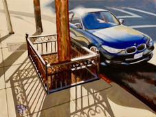 Still Life with Beemer
