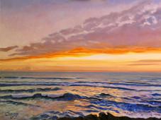 Miramar Sunset [SOLD]