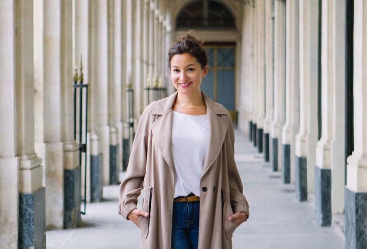 Photo portrait par Marie Préchac