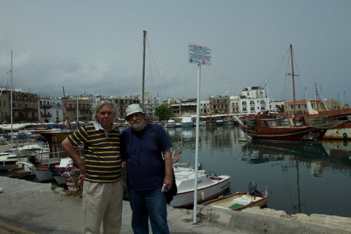 Occupied Kyrinia with Pantelis Voulg