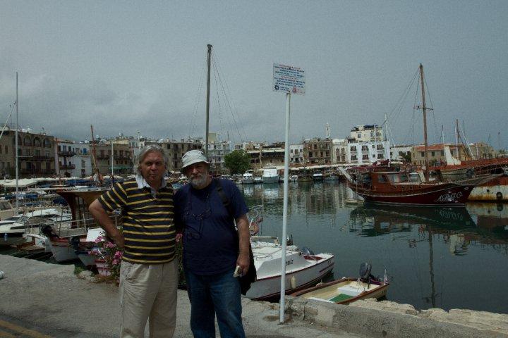 Occupied Kyrinia with Pantelis Voulg