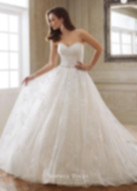 Wedding Dress, Sophia Tolli, Mon Cheri, Y11868 Hera