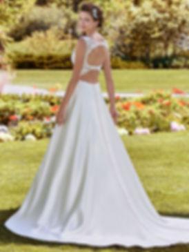 Wedding Dress, Rebecca Ingram, Juniper