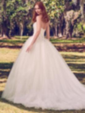 Wedding Dress, Maggie Sottero, Emerald