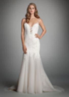 Wedding Dress, JLM Couture, Alvina Valenta