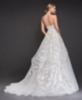 Wedding Dress, JLM Couture, Blush, Hayley Paige