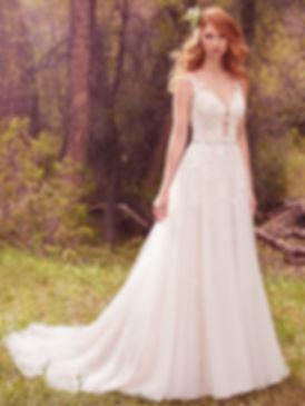 Wedding Dress, Maggie Sottero, Avery